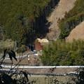 R424新法手見トンネル工事・2