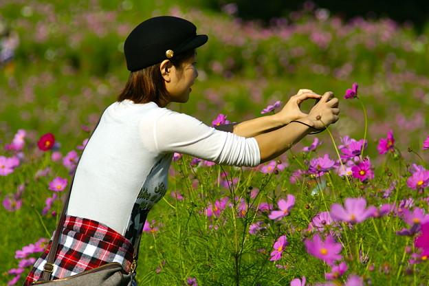 カメラ女子3