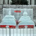 2月4日 雪祭り前日