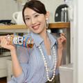 加奈恵冷蔵庫笑顔2L