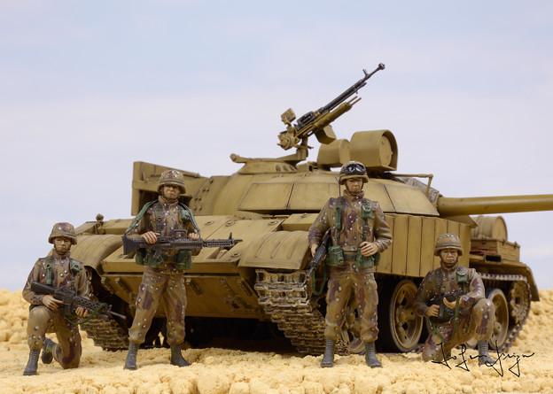 T-55エニグマ記念撮影2L