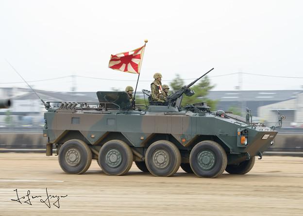96式装輪装甲車疾走2L