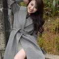 写真: 加奈恵兵舎跡笑顔2L