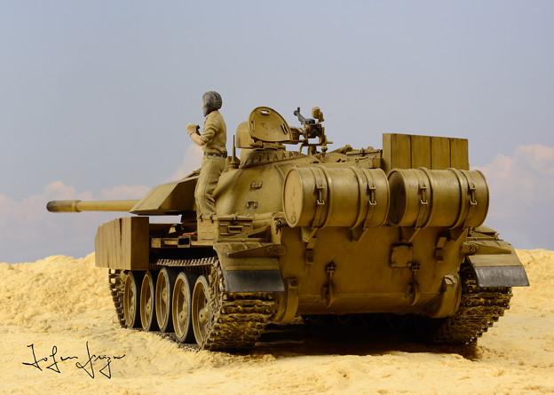 T-55エニグマ+イラク兵2L