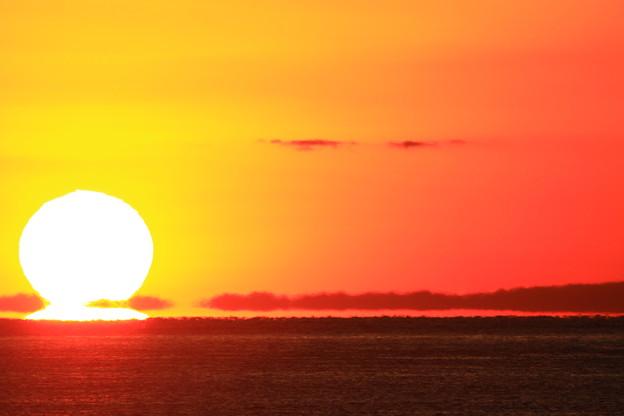 だるま夕陽(1)
