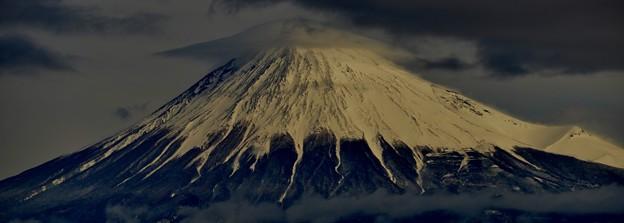 傘雲~Mt.FUJI