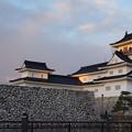 写真: 富山城