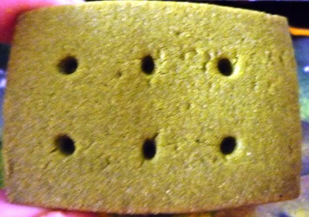 濃厚抹茶クッキー5