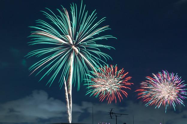 Big Fireworks
