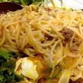 Photos: アンリ(カレー味まぜそば) 麺アップ
