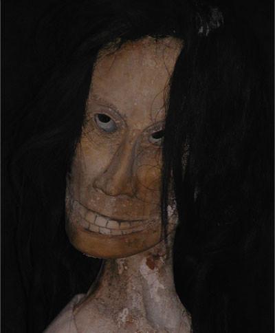 写真: 光源寺にある産女の幽霊 ... : 地図 印刷 : 印刷