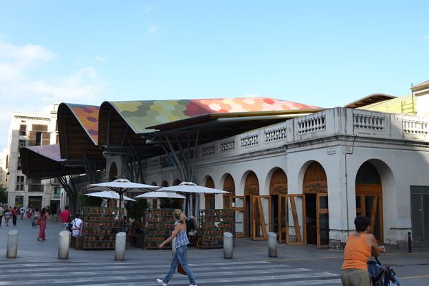 mercat de santa catelina(サンタ・カタリーナ市場)