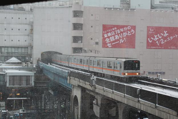 01-637F in渋谷駅