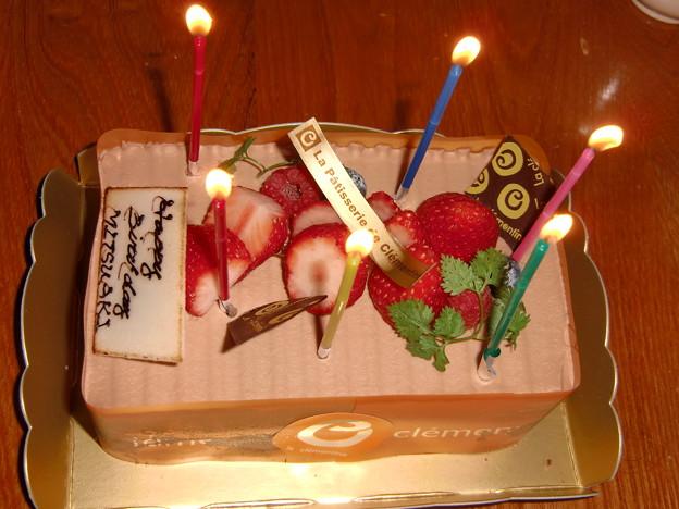 Photos: birthday cake