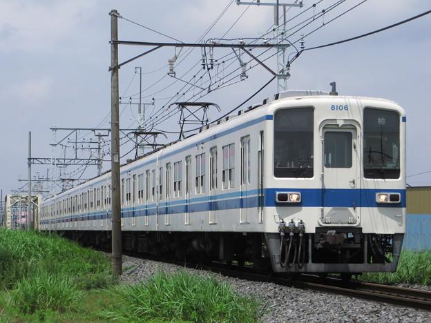 野田線 8106F