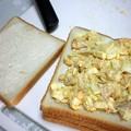 Photos: 料理26_とり胸肉_たまご_サンドイッチ_01