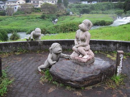 24 9 湯之尾温泉 ガラッパ公園 3