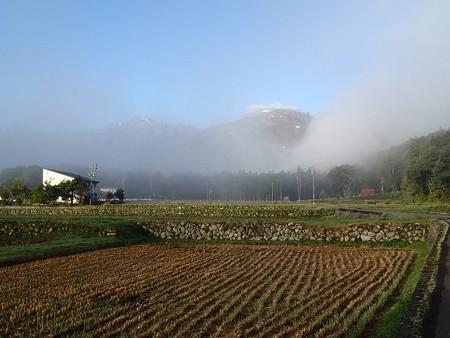 25 10 長野 白馬岩岳の風景 3