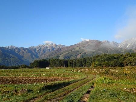 25 10 長野 白馬岩岳の風景 6