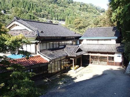 25 10 富山 荘川湯谷温泉 2