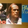 写真: パコ・デ・ルシア1989~91年来日時のプログラム