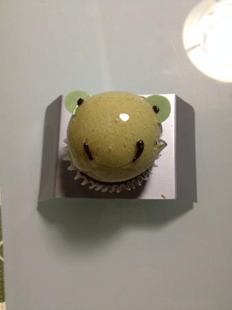 かえるケーキ