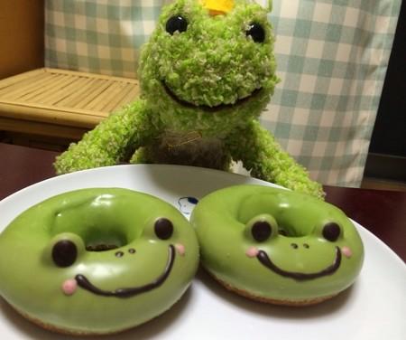 カエルドーナツ