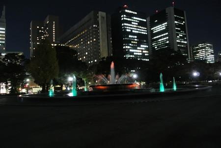 日比谷公園ライトアップ(2013-11-29-5)