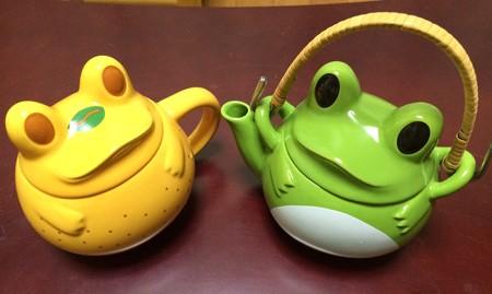 お茶でもいかがケロ