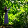 Photos: 光の女神