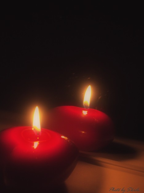Candle of the heart
