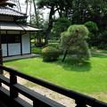 Photos: 高橋是清邸から見える庭