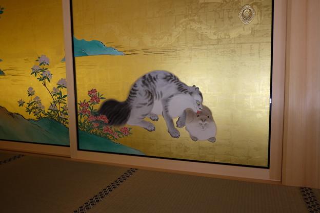 名古屋城本丸御殿の襖絵
