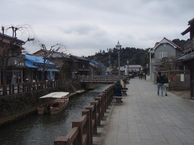 佐原のまちなみ 小野川沿い2