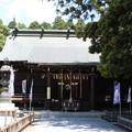 25.6.24青葉神社拝殿