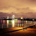 写真: 東京消極的残像 台場