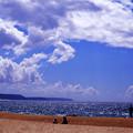 ナザレの海