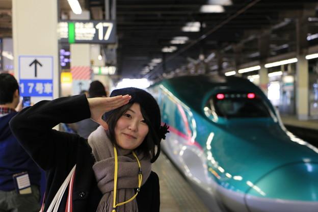 Photos: 駅員気分ないとこ