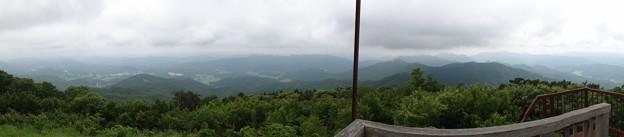 鷹ノ巣山パノラマ