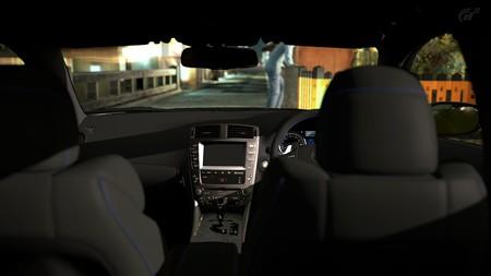 IS-F車内4