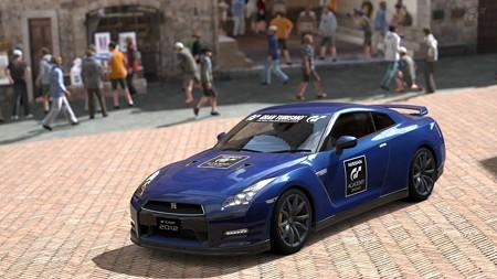 日産 GT-R ブラックエディション (GTアカデミー バージョン) '12f
