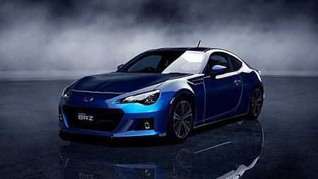Subaru BR-Z S '12