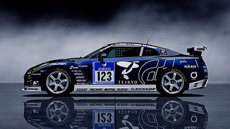 Nissan GT-R N24 GT Academy '12s