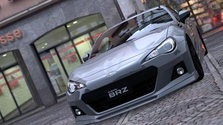 スバル BRZ S '12f