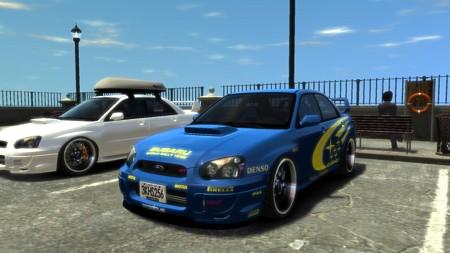 Subaru WRC 2005
