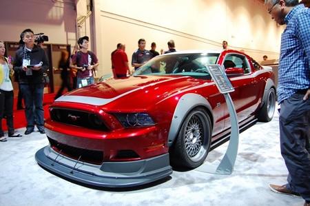 2013 フォード・マスタングGT RTR Spec 3