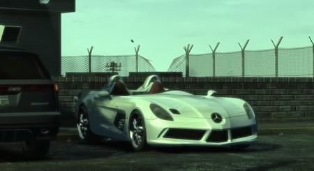 Mercedes Benz McLaren SLR Stirling Moss