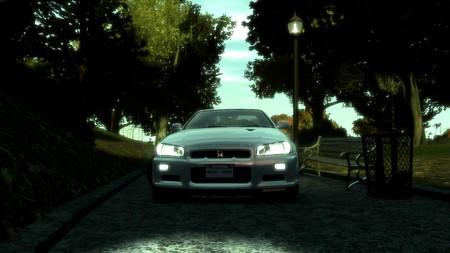 issan Skyline GTR R34 Mspec