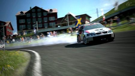 ラリーカー'90以降 アイガー北壁ショートコース タイムトライアル4