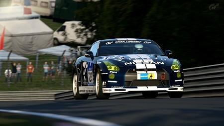 日産 GT-R N24 GTアカデミー ニュルブルクリンク24h タイムトライアル4